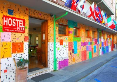 Hostely a ubytovny - Hostel Pisa