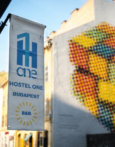 Hostely a ubytovny - Hostel One Budapest