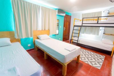 Hostely a ubytovny - Hostel Selina Cancun Downtown