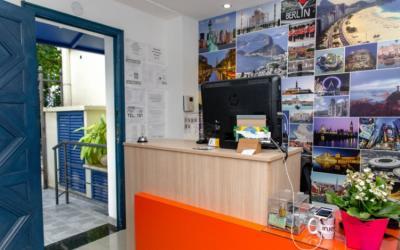 Hostely a ubytovny - Injoy Hostel