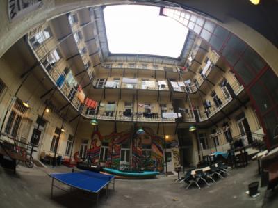 Hostely a ubytovny - DBC Hostel