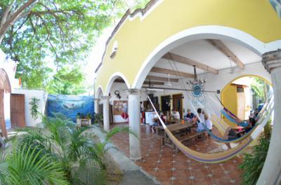 Hostely a ubytovny - Hostel Ka'beh