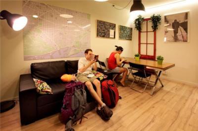 Hostely a ubytovny - Gracia City Hostel