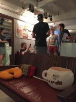 Hostely a ubytovny - Bangkok Hub Hostel