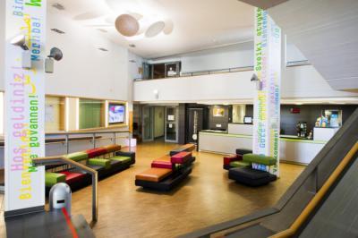 Hostely a ubytovny - HI Munich Park Youth Hostel