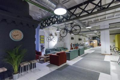 Hostely a ubytovny - Bed & Bike Barcelona Hostel