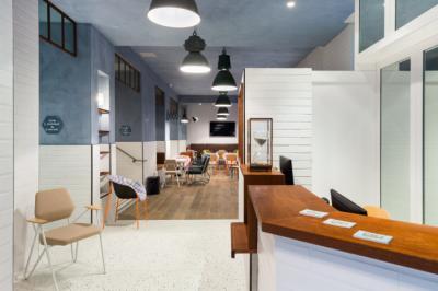 Hostely a ubytovny - Hôtel Ozz by Happyculture