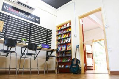 Hostely a ubytovny - Hostel KLBackpacker.com