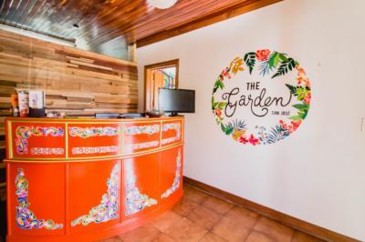 Hostely a ubytovny - The Garden hostel