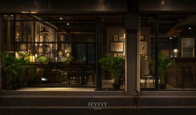 Hostely a ubytovny - Hostel Heyyyy Bangkok