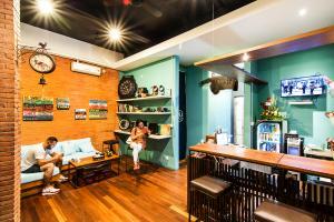 Hostely a ubytovny - Nau Here Hostel
