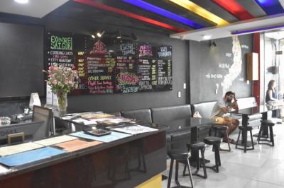 Hostely a ubytovny - Hangout Hostel HCM