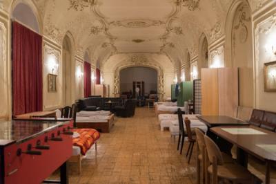 Hostely a ubytovny - Hostel Baroque Hall
