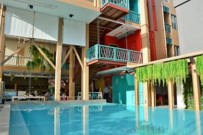 Hostely a ubytovny - Hostel Lub D Siem Reap
