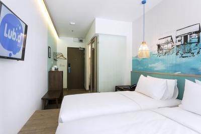 Hostely a ubytovny - Lub D Siem Reap