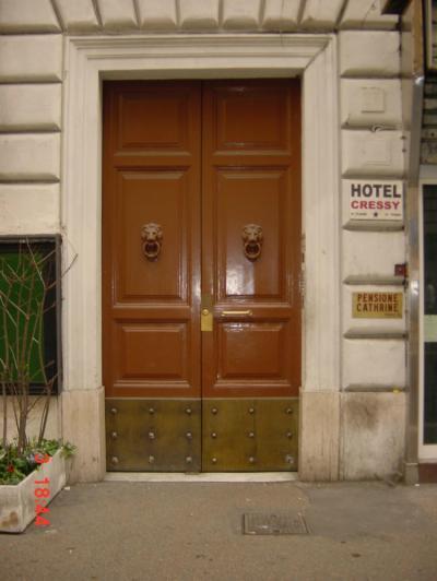 Hostely a ubytovny - Hostel Cressy