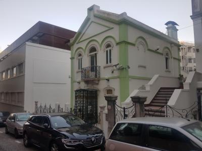 Hostely a ubytovny - White House Lisbon Hostel