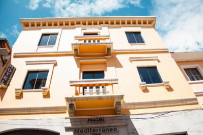 Hostely a ubytovny - Hostel Mediterraneo Quito