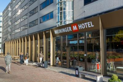 Hostely a ubytovny - MEININGER Hostel Amsterdam City West