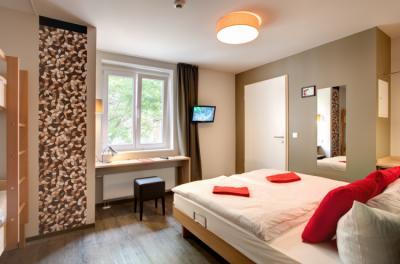 Hostely a ubytovny - MEININGER Hostel Berlin Mitte