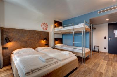 Hostely a ubytovny - MEININGER Hostel Berlin Tiergarten