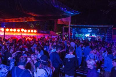Hostely a ubytovny - Oktoberfest & Springfest All-Inclusive Camping