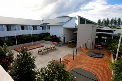 Hostely a ubytovny - Nomads Byron Bay