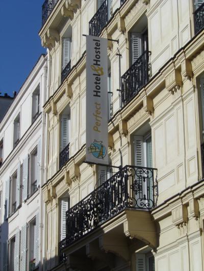 Hostely a ubytovny - Perfect Hostel Paris