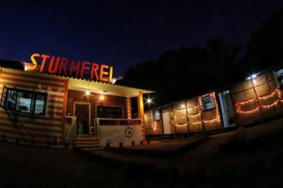 Hostely a ubytovny - Sturmfrei Hostel Goa