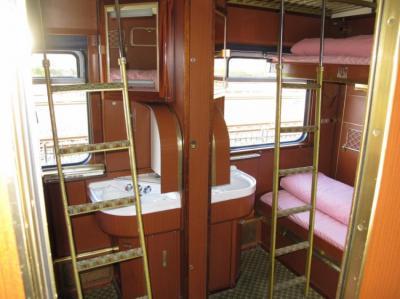 Hostely a ubytovny - Train Lodge Amsterdam