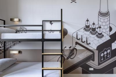 Hostely a ubytovny - Hostel Stayokay Amsterdam Oost