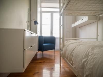 Hostely a ubytovny - No Limit Hostel Lisbon