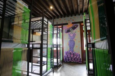 Hostely a ubytovny - Hostel MexiquiZocalo