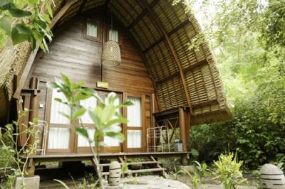 Hostely a ubytovny - Hostel Ocean Prana Bali
