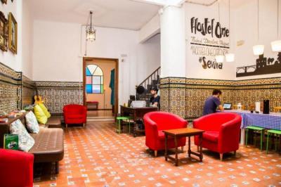 Hostely a ubytovny - Hostel One Prague