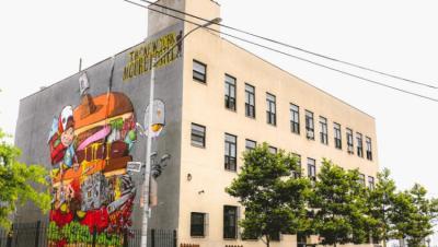 Hostely a ubytovny - NY Moore Hostel