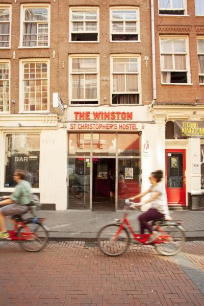 Hostely a ubytovny - St Christopher's at the Winston, Amsterdam