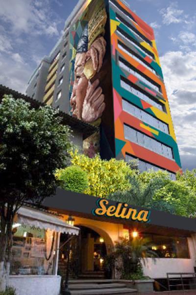 Hostely a ubytovny - Selina Miraflores Lima