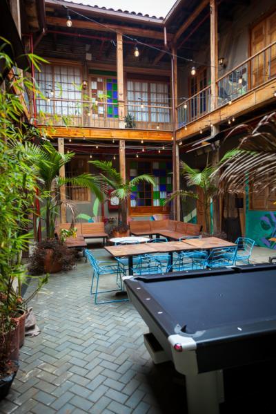 Hostely a ubytovny - Selina La Candelaria Bogota