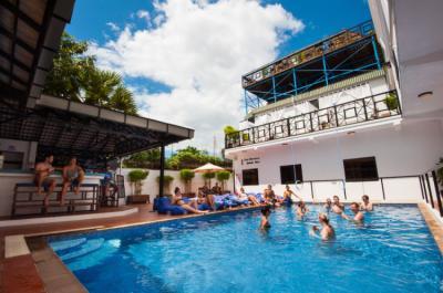 Hostely a ubytovny - Mad Monkey Hostel Siem Reap