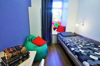 Hostely a ubytovny - Hostel Qwerty