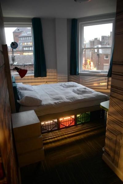 Hostely a ubytovny - Euro Hostel Liverpool