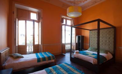 Hostely a ubytovny - Happy House Hostel