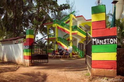 Hostely a ubytovny - Rasta Mansion Backpacker Hostel