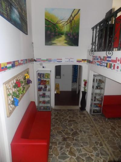 Hostely a ubytovny - Art City Hostel
