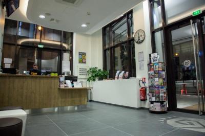 Hostely a ubytovny - St Christopher's Inn Gare Du Nord