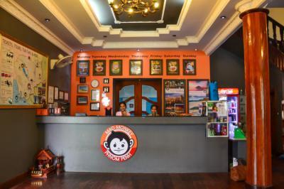 Hostely a ubytovny - Mad Monkey Hostel Phnom Penh