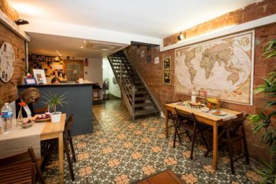 Hostely a ubytovny - Hostel Mambo Tango