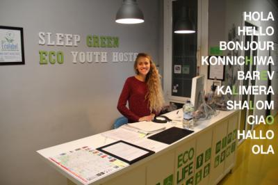 Hostely a ubytovny - Sleep Green - Certified Eco Youth Hostel