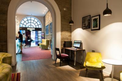 Hostely a ubytovny - Safestay Edinburgh